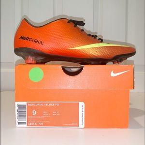 Nike Mercurial Veloce FG Men's Soccer Cleats